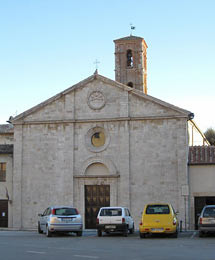 Kirche San Francesco in Sarteano