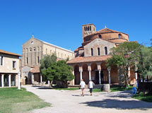 Torcello Kathedrale
