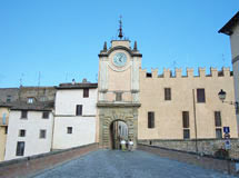 Castello in Capranica