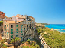 Architektur in Tropea