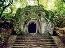 Monster in Bomarzo